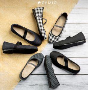 รองเท้าสุขภาพผู้หญิงgemio