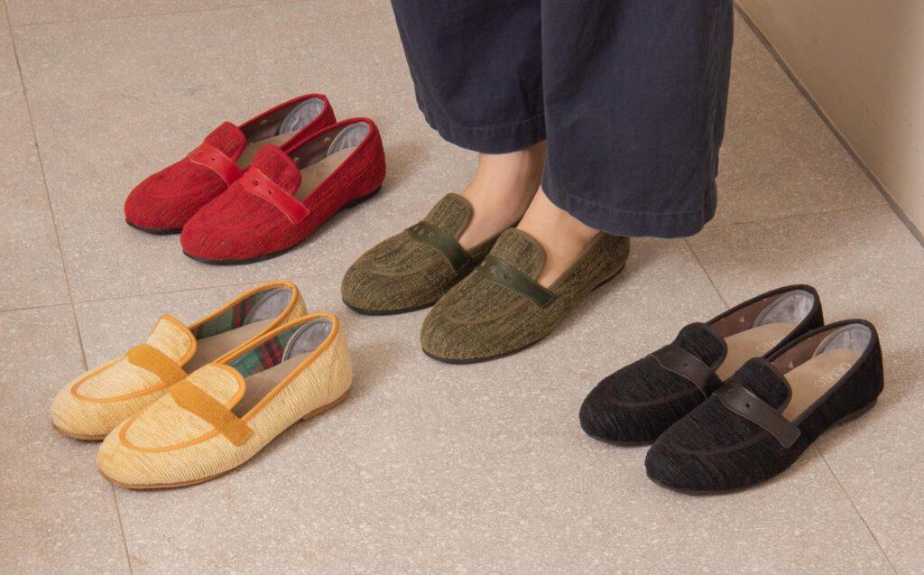 รองเท้าโลฟเฟอร์ผู้หญิง